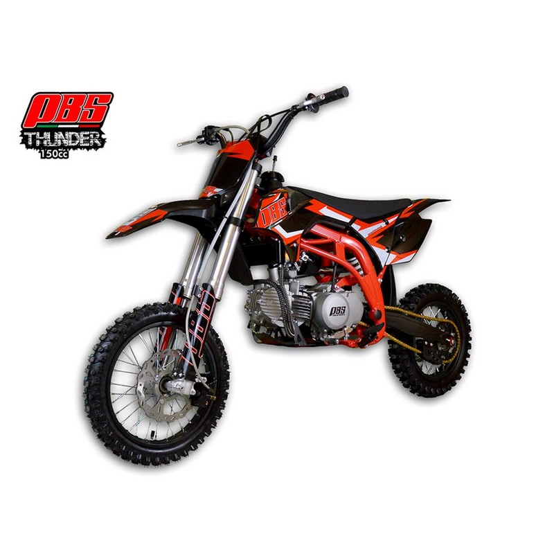 PBS THUNDER-MX 150